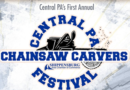 First annual Central PA Chainsaw Carvers Festival